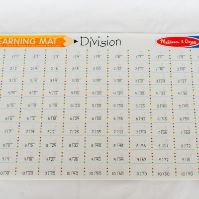 Placemat Learning Mat
